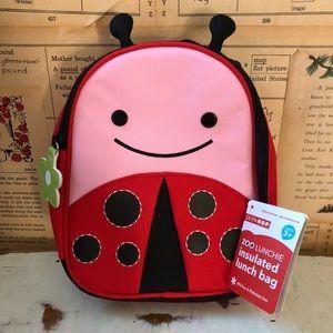 Other - New - ladybug lunchbox